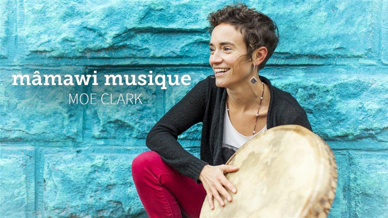 La chroniqueuse musicale d'Espaces autochtones, Moe Clark