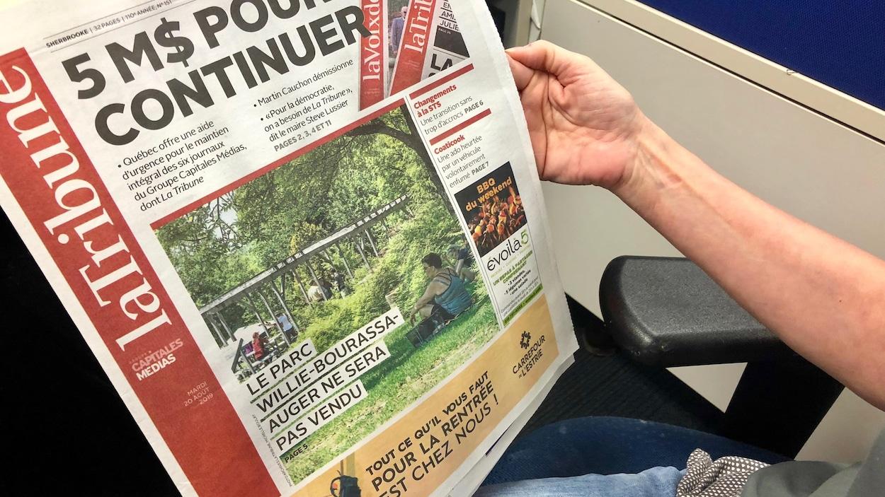 La Tribune fait partie du Groupe Capitales Médias.