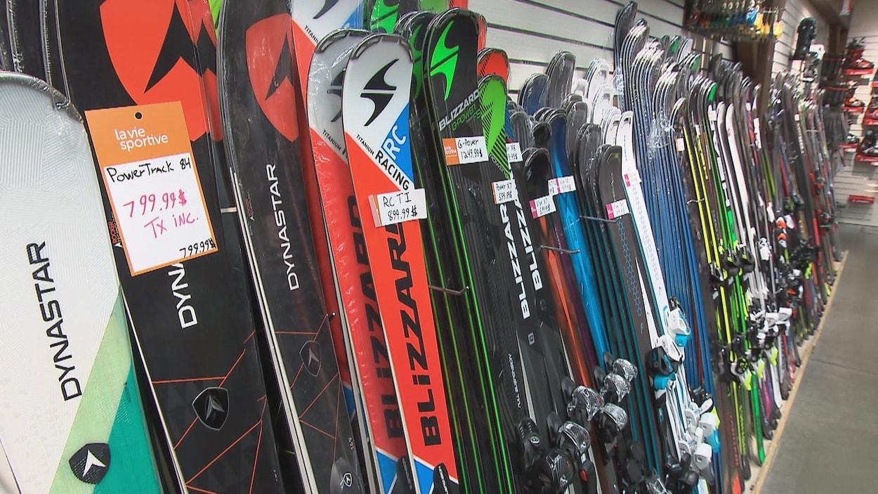 La boutique La Vie Sportive a pignon sur rue à Québec depuis 1979