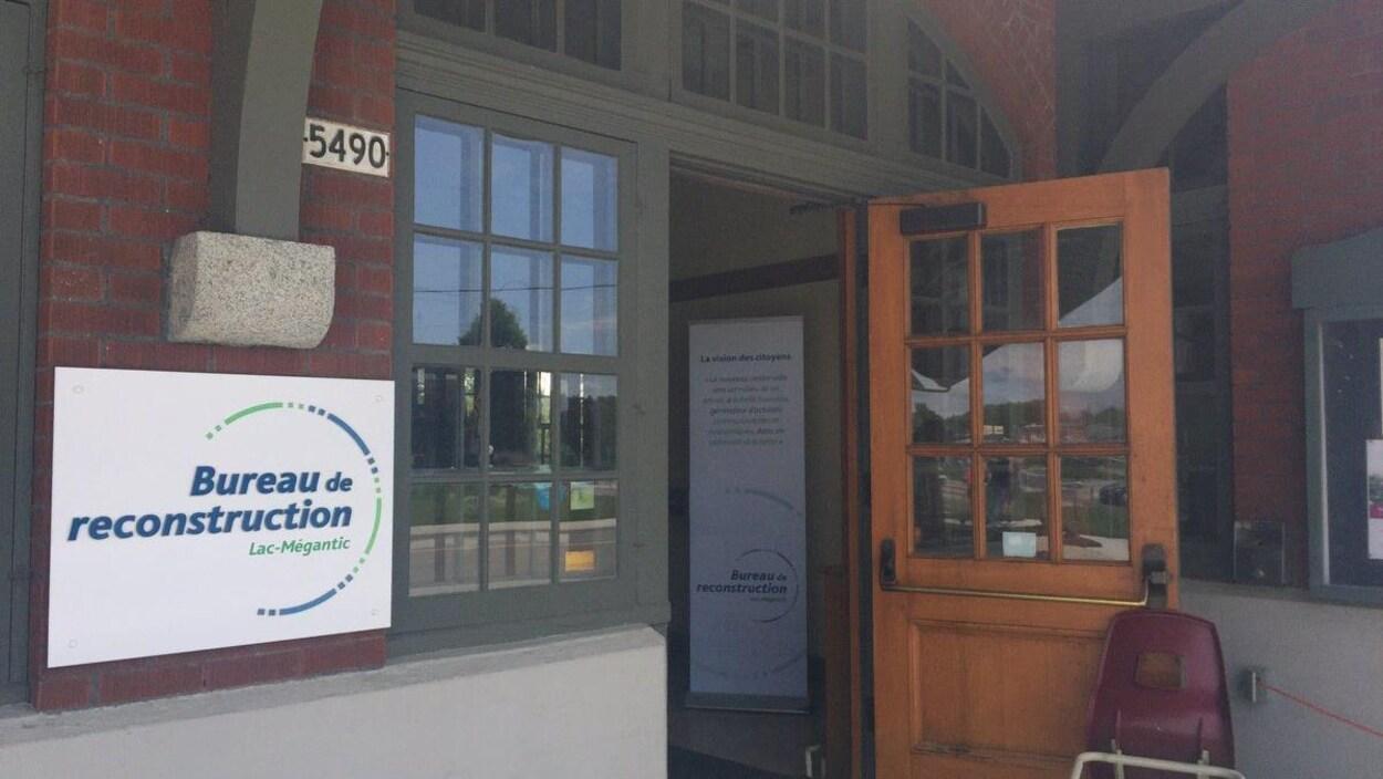 Les citoyens de Lac-Mégantic sont conviés à une journée portes ouvertes