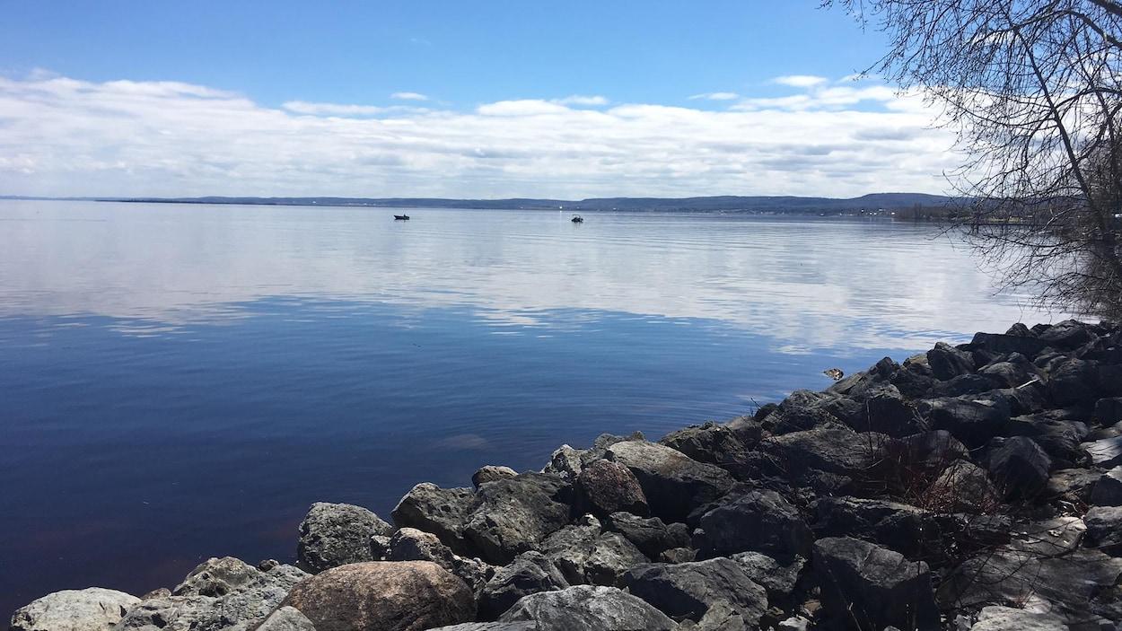 Le lac Saint-Jean
