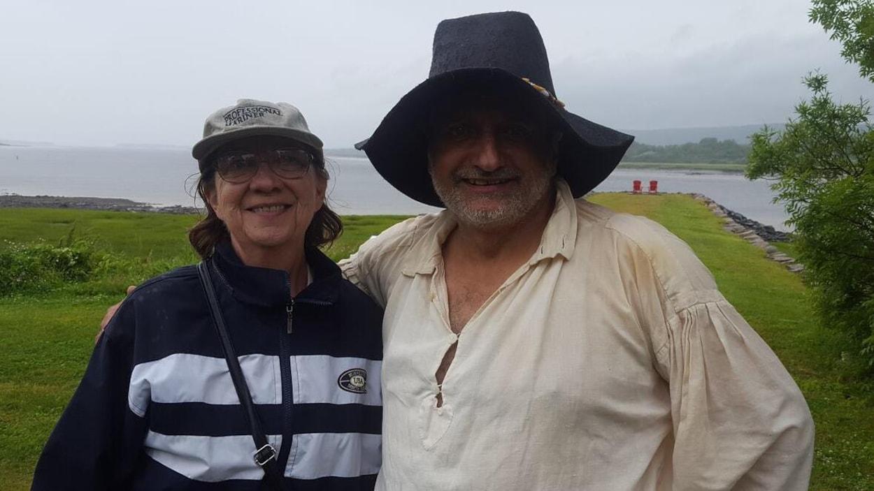 Laurie et John Rials.