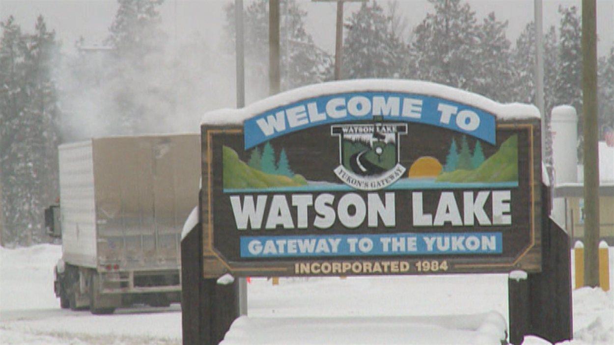 Affiche de  Watson Lake.