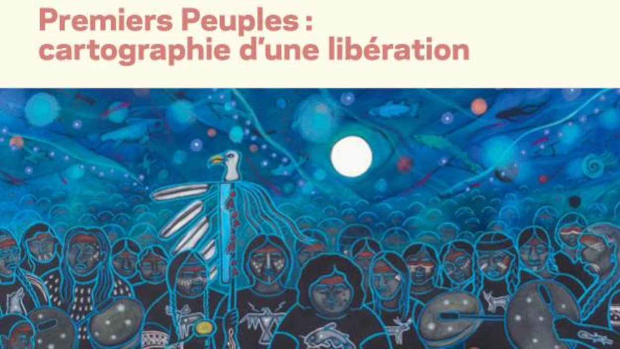 Le numéro d'automne 2018 de la revue Liberté est consacré aux Autochtones.