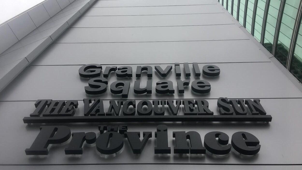 Le groupe Postmedia possède les deux titres, soit Le Vancouver Sun et The Province
