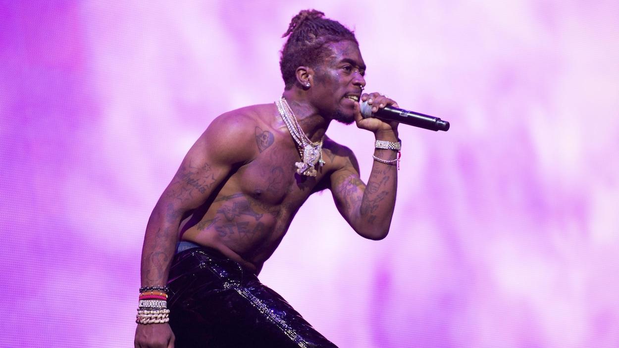 Le rappeur américain Lil Uzi Vert a annulé le concert qu'il devait donner le 20 mai 2018, en soirée, lors du festival Santa Teresa.