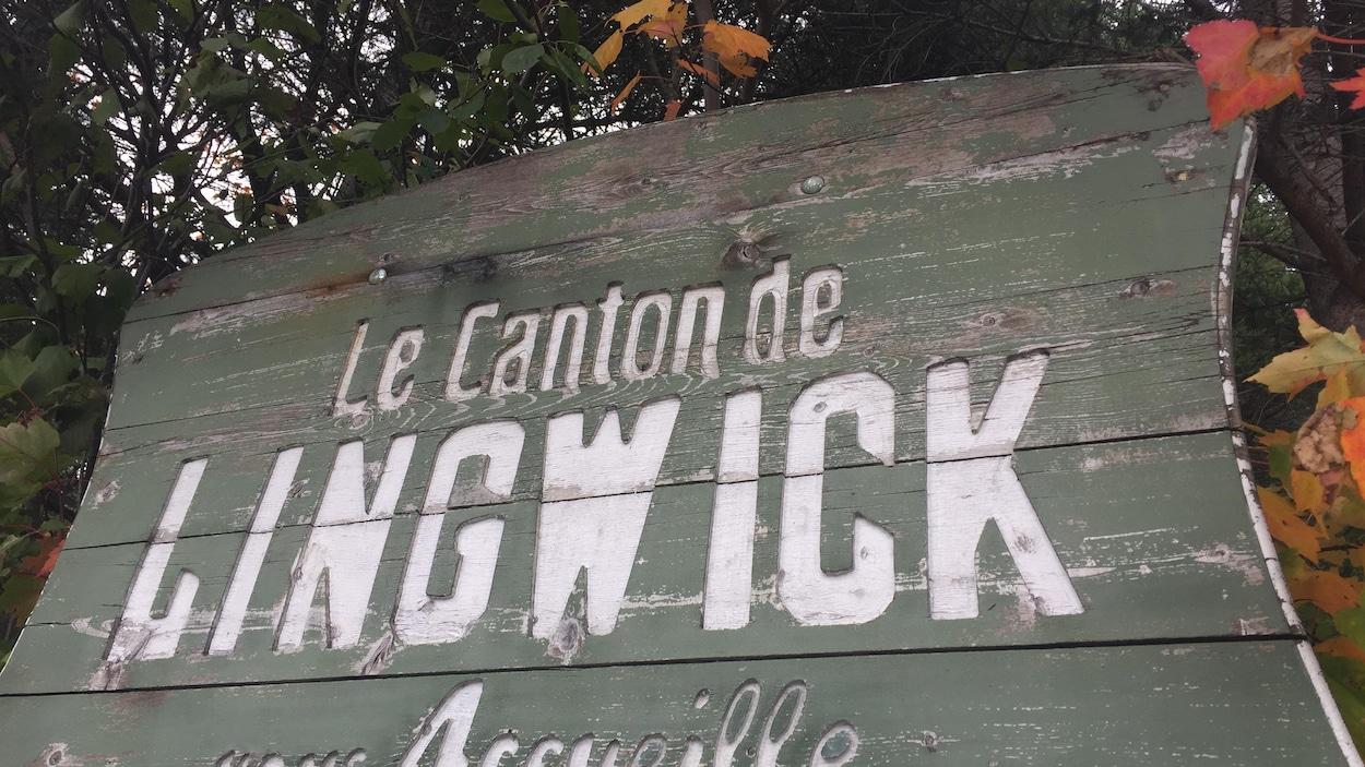 Le Canton de Lingwick