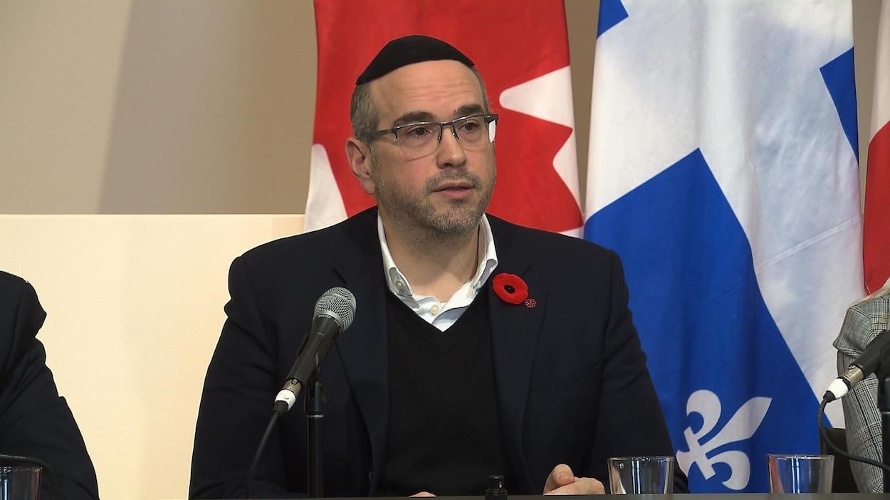 Lionel Perez, chef d'Ensemble Montréal.