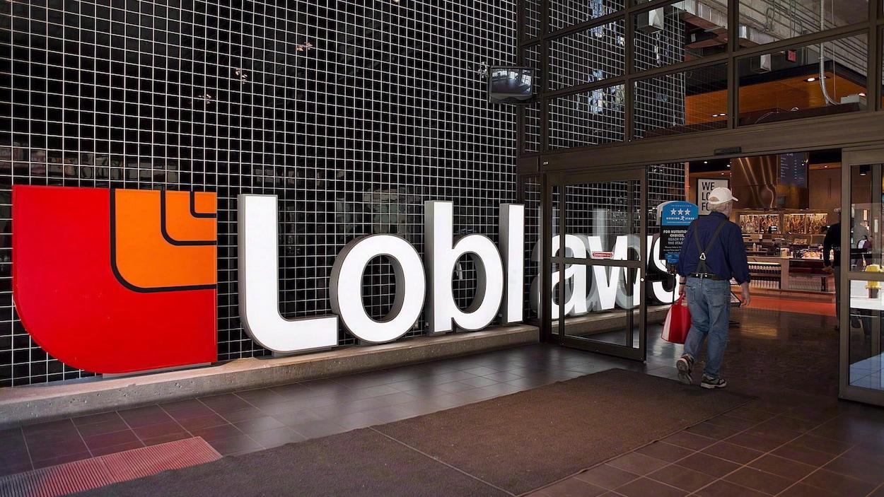 Un magasin Loblaw à Toronto
