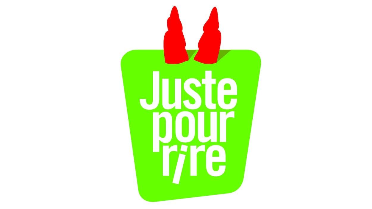 Le logo du Groupe Juste pour rire