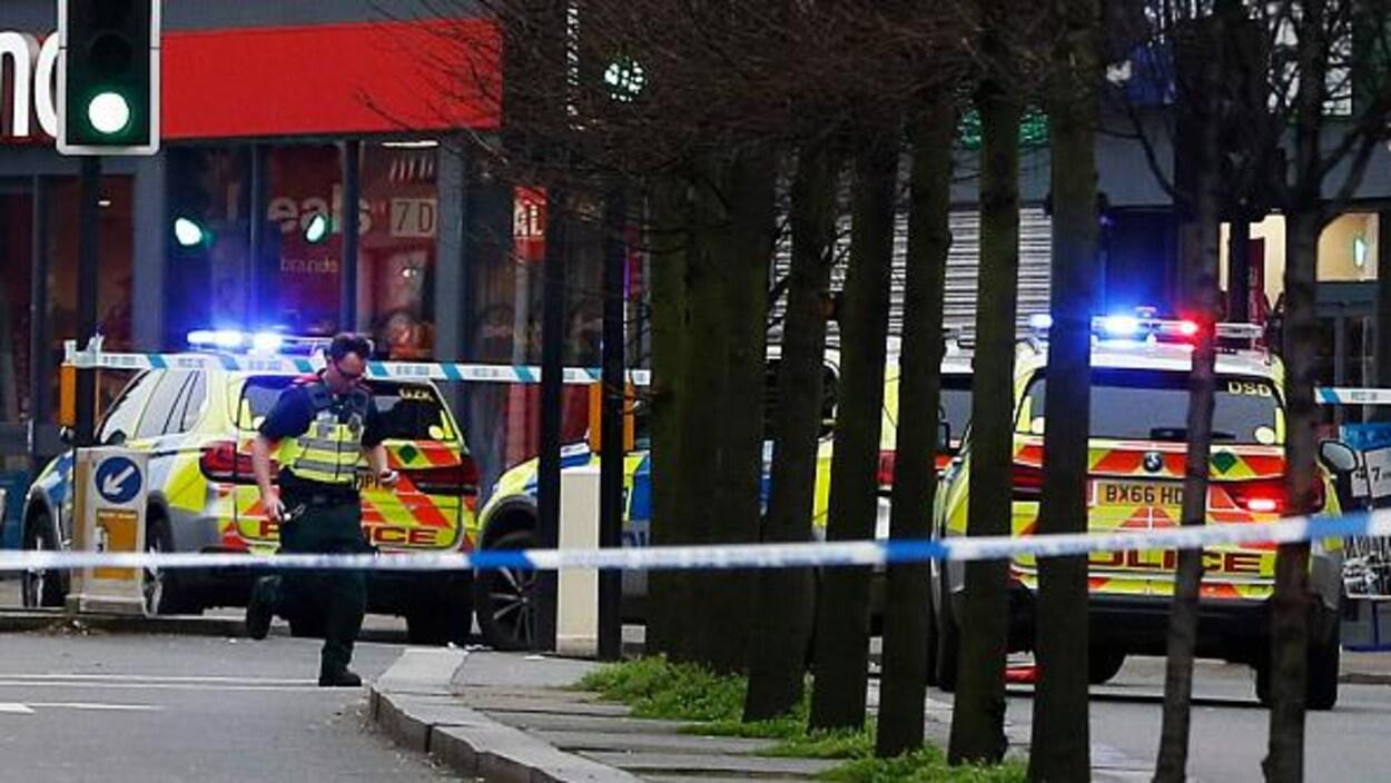 Trois blessés à Londres dans une attaque