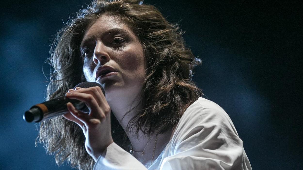 La chanteuse Lorde annule son concert à Tel-Aviv — Appel au boycott