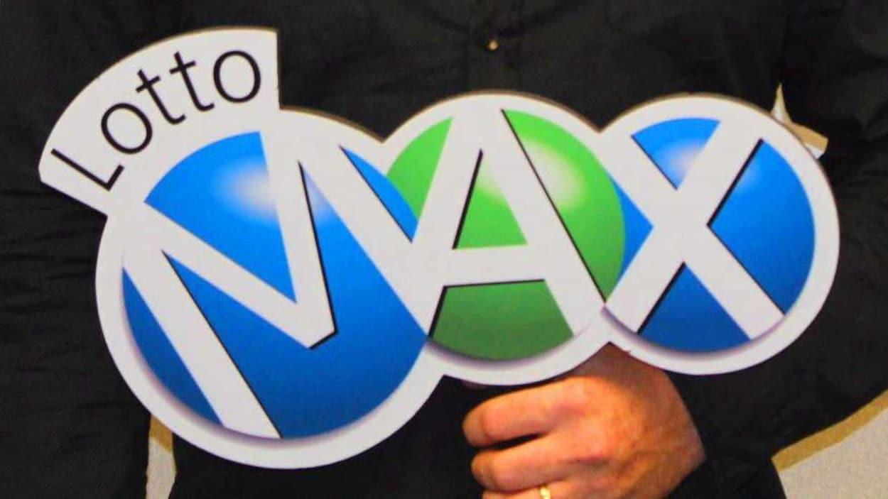 Logo de la loterie Lotto Max.
