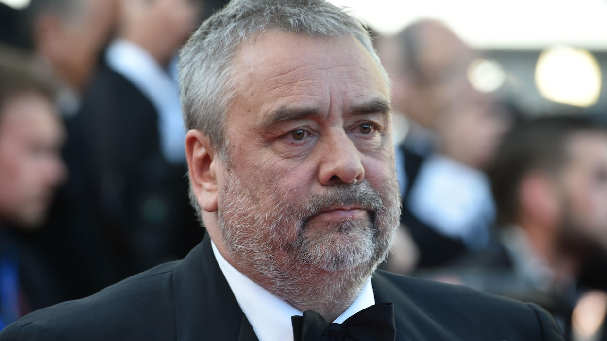Luc Besson, accusé de viol par une actrice, entendu par la police