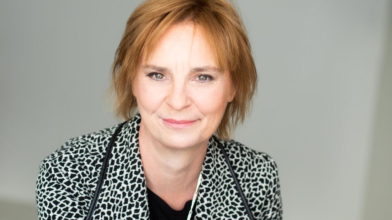 Luce Julien, directrice générale de l'information de Radio-Canada