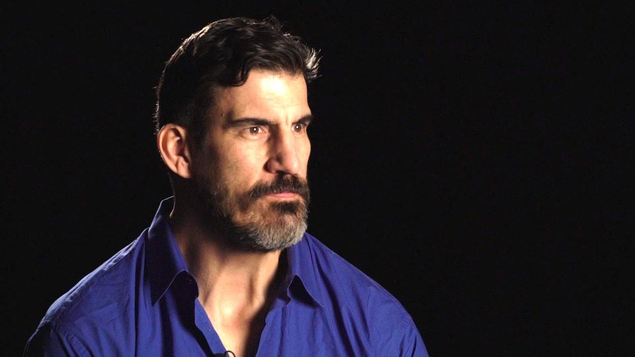 Robert Maillet en entrevue
