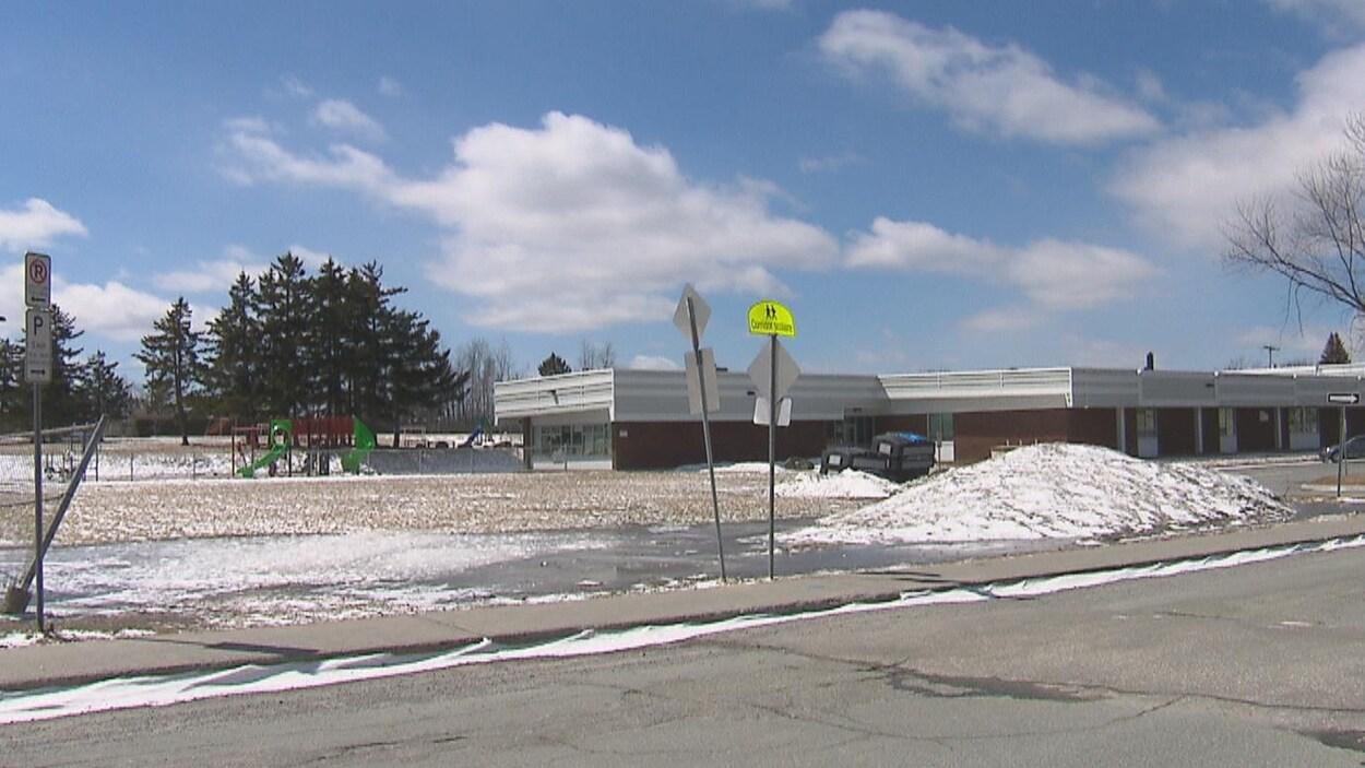 La maison de quartier sera construite aux côtés de l'école Desjardins, dans le secteur Fleurimont, à Sherbrooke.