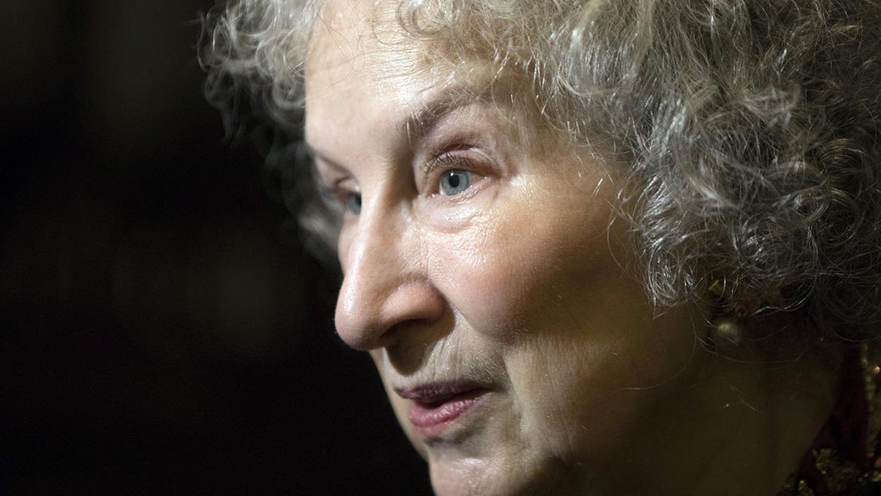 Photo de profil de Margaret Atwood