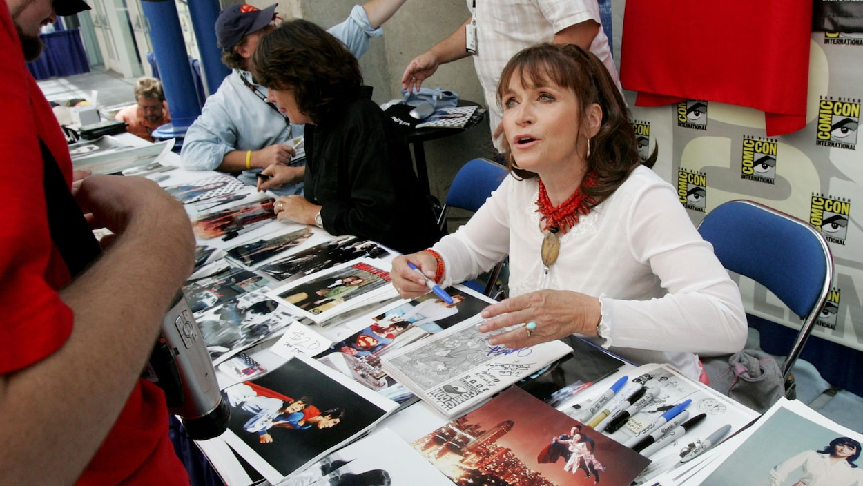 Mort de l'actrice Margot Kidder, interprète Lois Lane des films