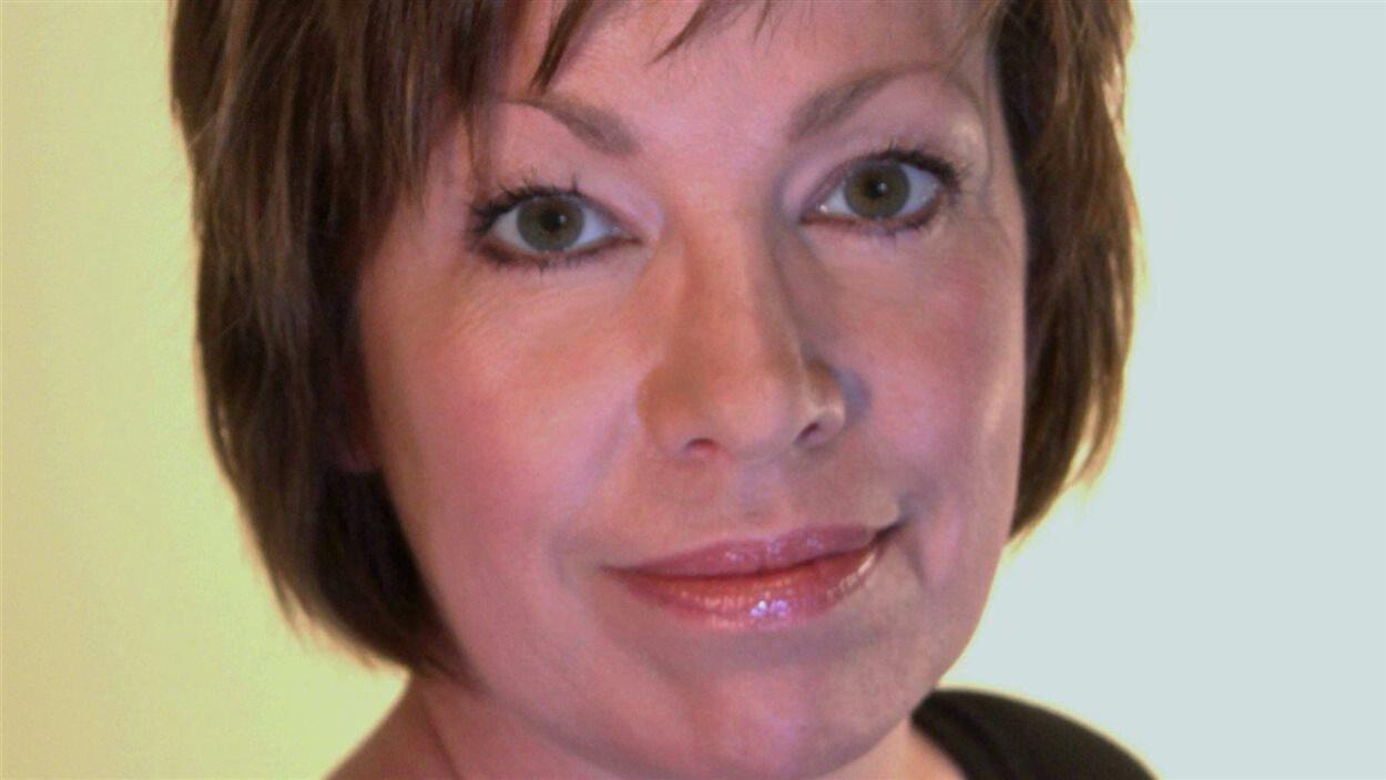 Portrait de l'auteure Martine Noël-Maw