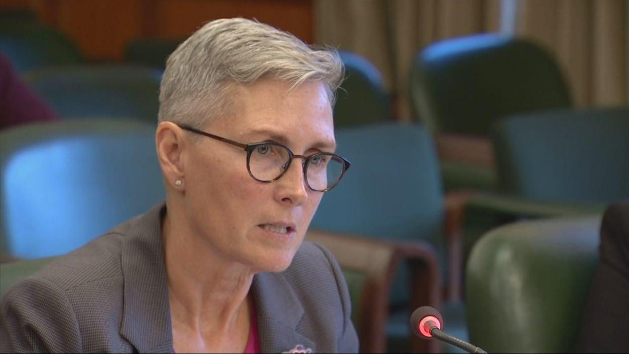 Mary Ellen Turpel-Lafond, directrice du Centre sur l'histoire des pensionnats autochtones de l'Université de la Colombie-Britannique.