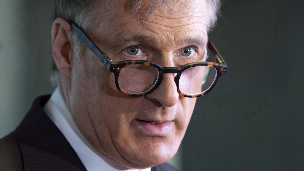 Maxime Bernier affirme que le CO2 n'est pas de la pollution.