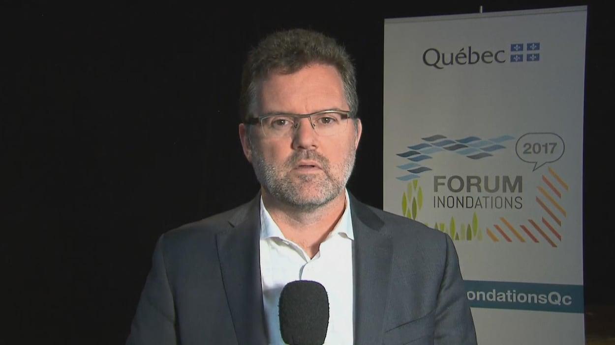 Le maire sortant de Gatineau, Maxime Pedneaud-Jobin.