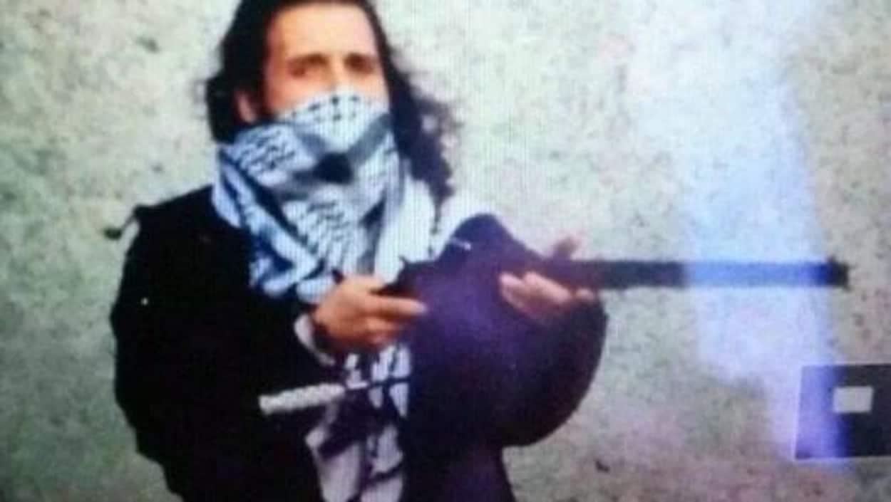 Le terroriste Michael Zehaf-Bibeau
