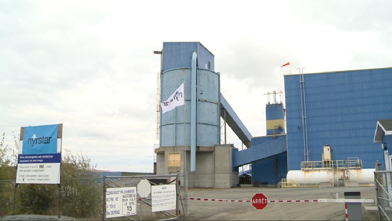 Mine Langlois, Lebel-sur-Quévillon