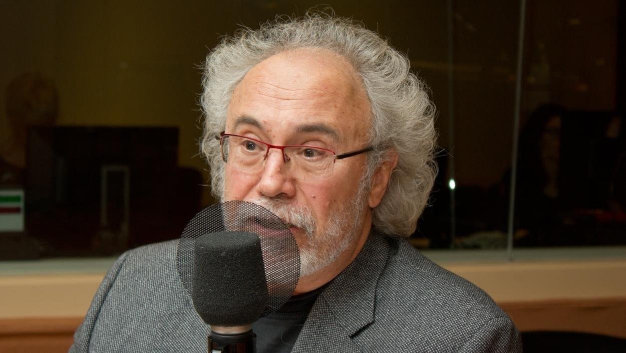 L'ex-politicien et journaliste Jean-Pierre Charbonneau