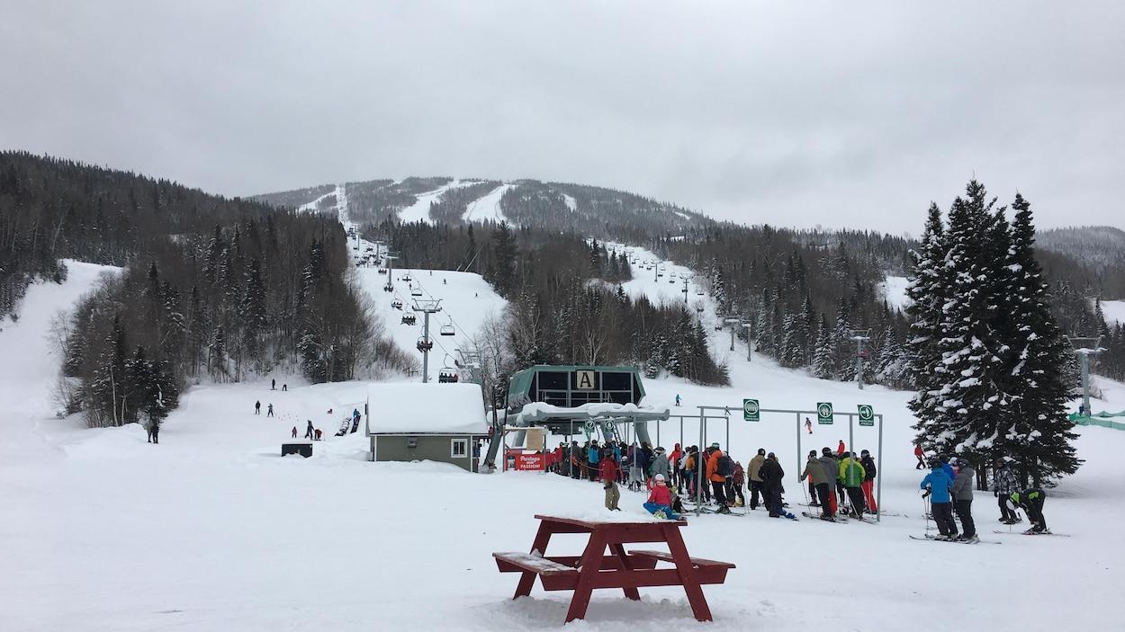 station de ski Mont-Édouard
