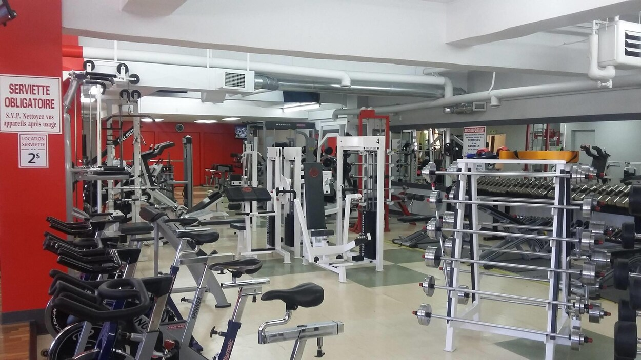 Le Multi-Gym Thetford a ouvert ses portes, jeudi.