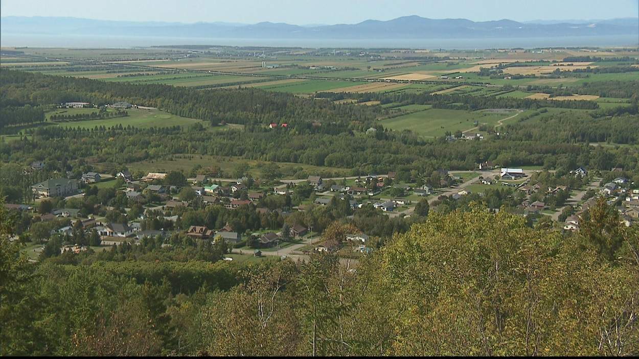La municipalité de Saint-Pacôme au Kamouraska