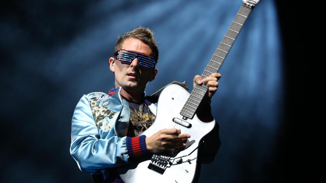Muse au Festival d'été de Québec