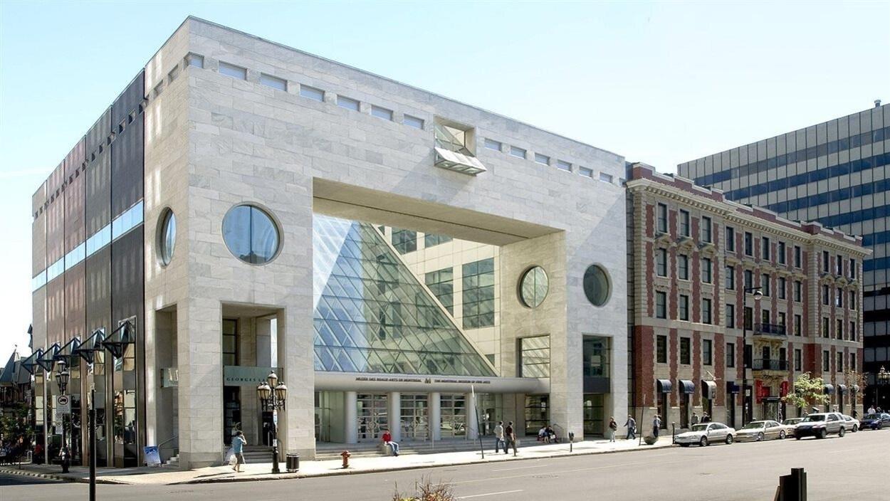 Le Musée des beaux-arts de Montréal
