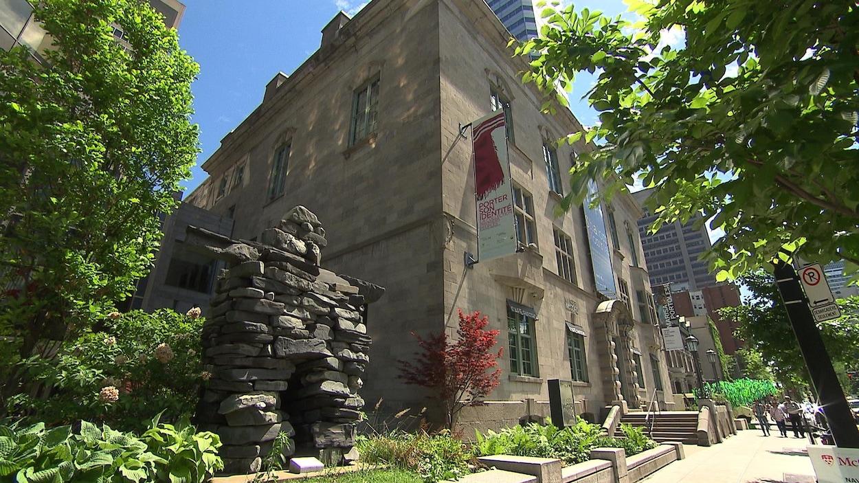 Le Musée McCord à Montréal