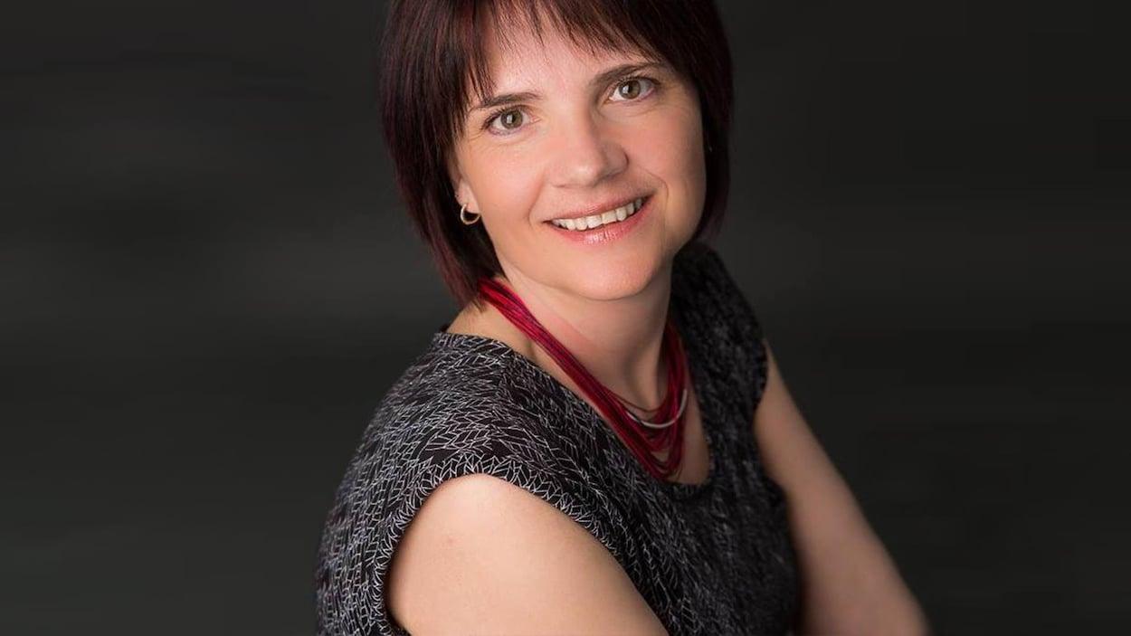 Portrait de Nathalie Bélanger
