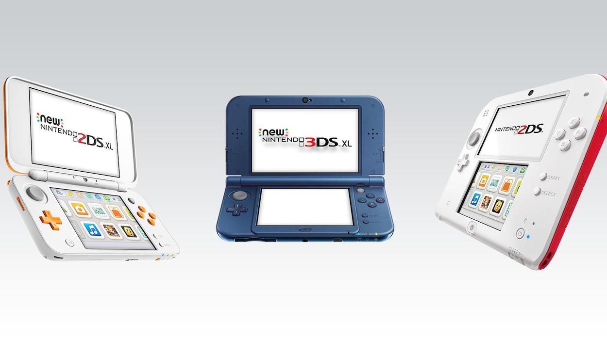 La Nintendo 3DS disparaît du paysage aujourd'hui