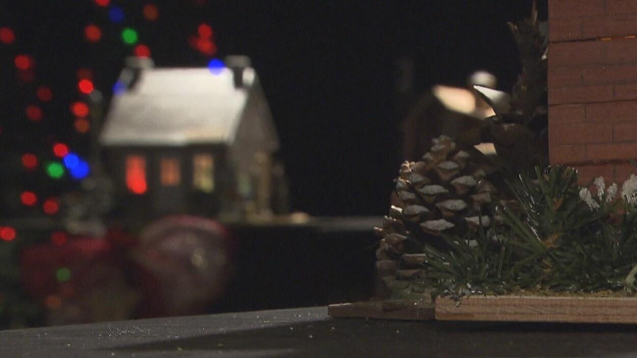 Une exposition de Noël est proposée au Garage de la culture.
