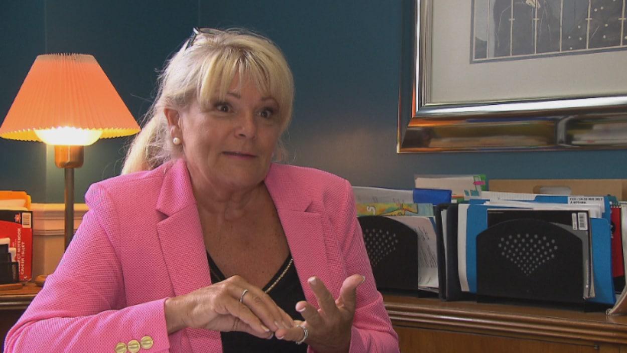 L'ombudsman de la Ville de Montréal, Johanne Savard.
