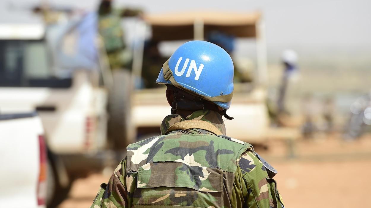 Une force d'appui canadienne pour la MINUSMA — Mali