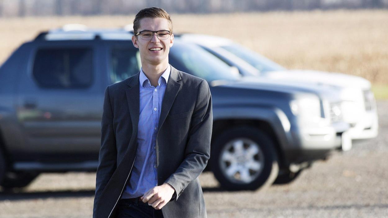Le progressiste-conservateur Sam Oosterhoff