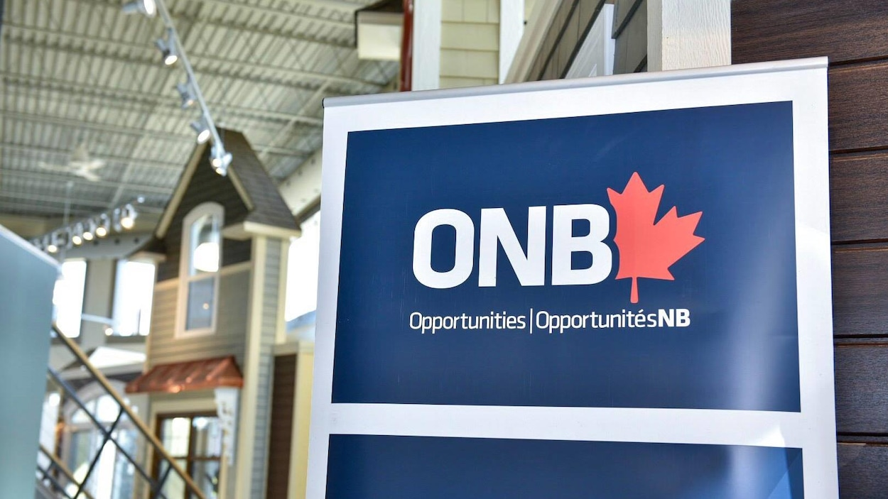 Une affiche d'Opportunités Nouveau-Brunswick.