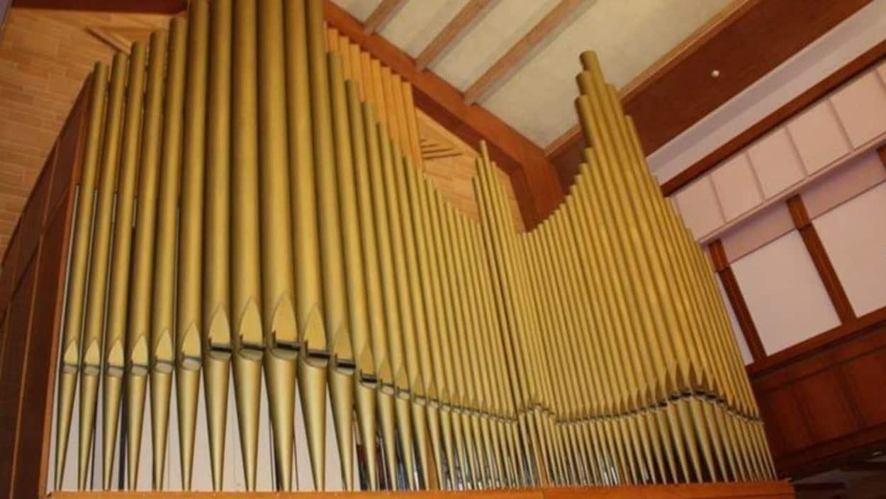 L'église Saint-Sauveur de Val-d'Or va accueillir un nouvel orgue évalué à plus d'un million de dollars.