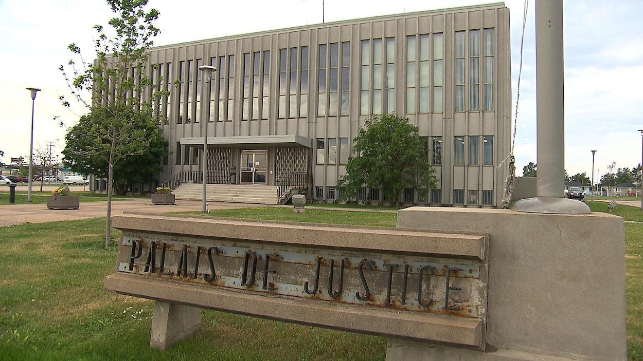 Le palais de justice de Sept-Îles
