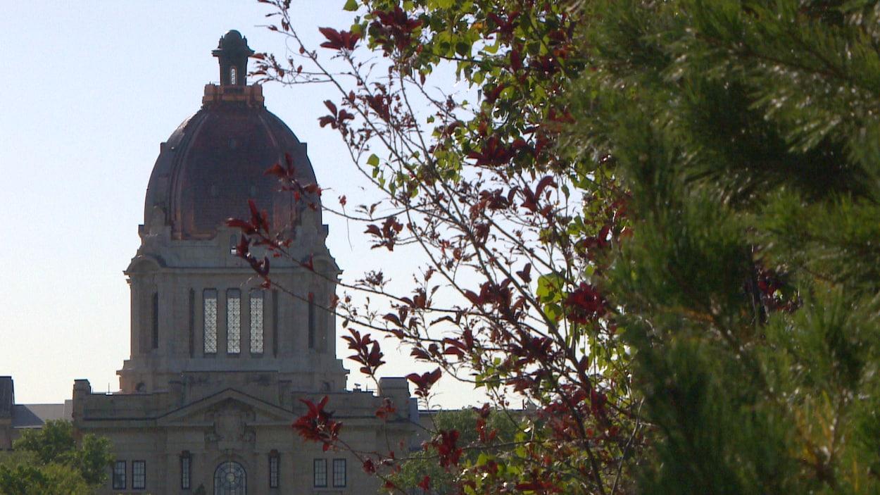 Le discours du Trône sera prononcé mercredi au palais législatif de la Saskatchewan pour souligner la reprise des travaux des membres de l'Assemblée.