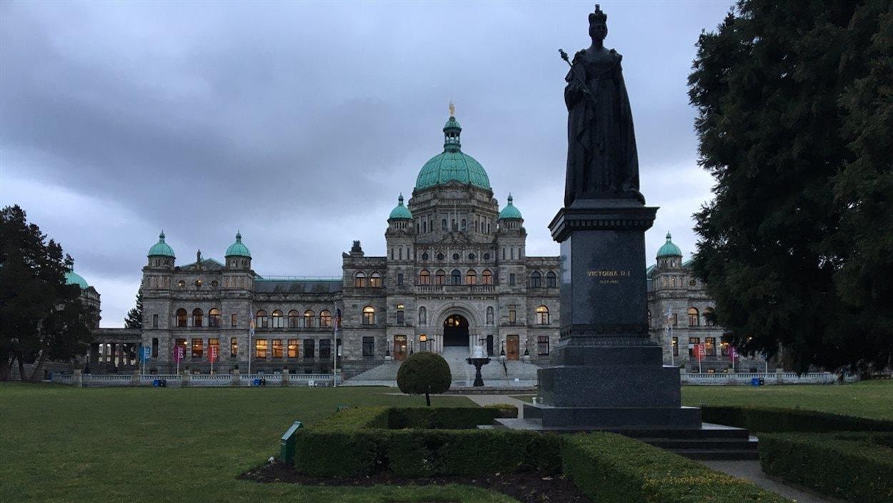 Palais législatif de Victoria