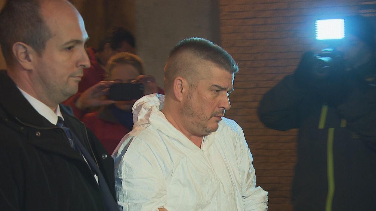 Pascal Gagnon est accusé de meurtre prémédité