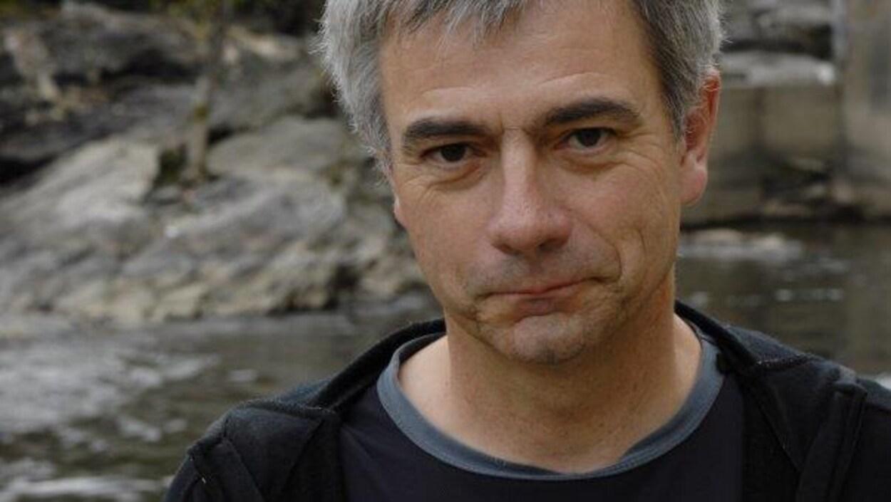 L'ancien directeur artistique du Théâtre du Double signe, Patrick Quintal