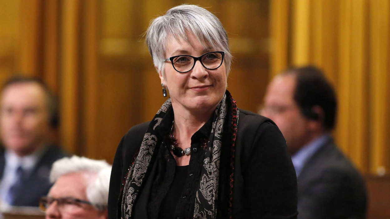 La ministre de la Condition féminine Patty Hajdu